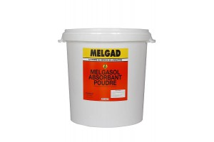 Melgasol poeder - zak korrels - 20 kg